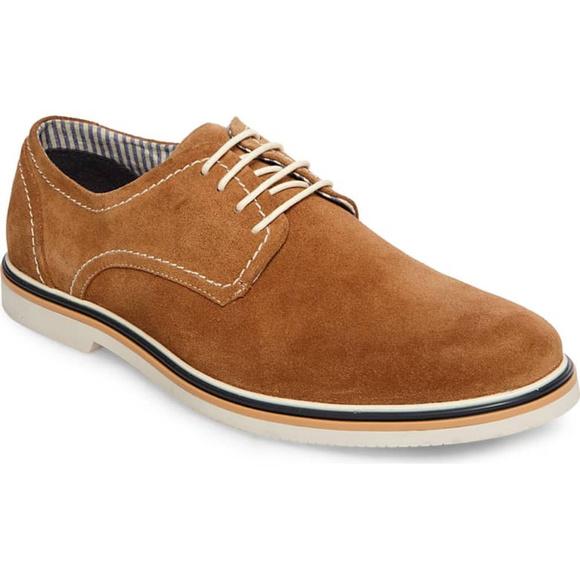 Steve Madden Mens Suede Shoes